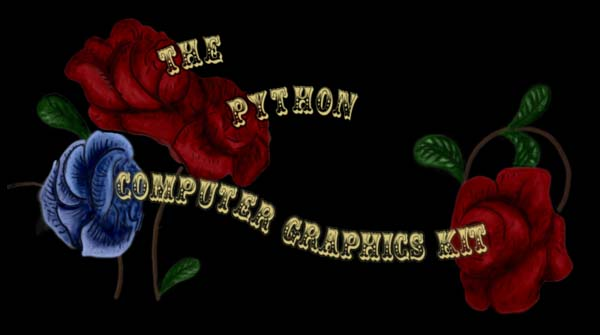 The Python Computer Graphics Kit